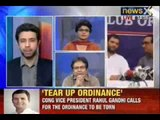 NewsX: Rahul Gandhi denounces controversial ordinance on Convicted MPs