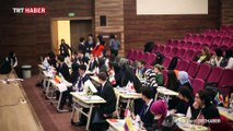 Öğrencilerden Kartal'da Birleşmiş Milletler Konferansı