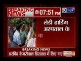 Delhi CM Arvind Kejriwal detained, says AAP