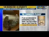 NewsX : Books scam- Madras University buys 10,000 books for 100 students