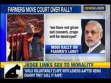 Farmers in Kanpur want Narendra Modi's rally shifted, move High Court - NewsX