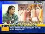 Narendra Modi Rally- Modi slams Sonia, Rahul, calls Cong divisive