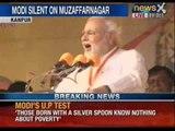 Narendra Modi Kanpur rally- Modi calls Congress divisive, says BJP will unite all