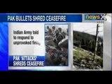 J&K CM Omar Abdullah says Pakistan ceasefire violations deserve befitting response - NewsX