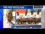 Secular meet not for poll pacts or Third Front, says S Sudhakar Reddy - NewsX