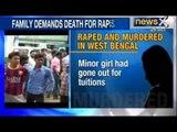 Rapes Rock Bengal : Two alleged gang-rapes in Kolkata, Burdwan - NewsX