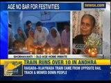 Vrindavan widows celebrate Diwali - News X