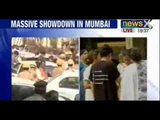 Ruthless eviction begins in Mumbai's Campa Cola society, cops force residents out - NewsX