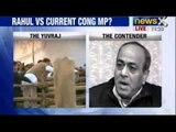 Congress MP Sanjay Singh shares dais with BJP leaders in Rahul's backyard Amethi - NewsX