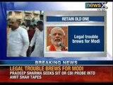 Snooping row: Gujarat IAS officer for CBI probe into case against him - News X