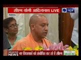 Uttar Pradesh CM Yogi Adityanath addresses BJP MLAs in Lucknow