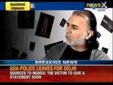 Goa police to seek Tejpal's custody for further quizzing - News X