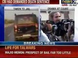 Aarushi Talwar murder case: CBI court orders life imprisonment for Rajesh and Nupur Talwar - NewsX