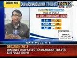 Delhi Assembly elections: Litmus test for Sheila Dikshit, Harshvardhan and Kejriwal - NewsX
