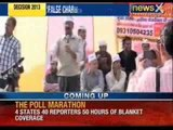 Delhi Elections 2013: Arvind Kejriwal Receives Notice on Expenses, AAP Smells Foul Play - NewsX