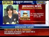 Supreme Court says homosexuality is criminal offence, activists disappointed with verdict - NewsX