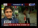 Tonight At 9: Mumbai — Heavy rain causes water-logging in many areas