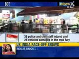News X : 33 Indians arrested for rioting in Singapore. PM says, Riots not spontaneous.
