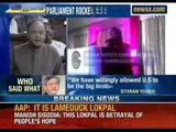NewsX: Political games over insult- Devyani strip searched case