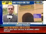 NewsX Impact: Togo president meets Indian High commissioner in Ghana. James' is a free man