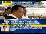 Mission 2014: Mega Rally of BJP in Mumbai - NewsX