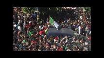 Manifestations en Algérie - Des milliers d'Algériens dans la rue à Alger