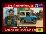 Army in a press conference refuted any report of taking over the Dera headquarters in Sirsa