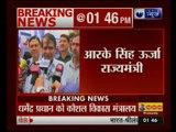 मोदी की 'न्यू इंडिया' टीम: निर्मला सीतारमण बनीं देश की रक्षा मंत्री, पीयूष गोयल को मिला रेल