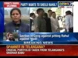 Congress's Rahul Gandhi dilemma : Party wants to sheild Rahul Gandhi? - NewsX