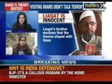 Rahul Gandhi's theory busted: Liaqat is innocent. Picked by Police for being Muslim.