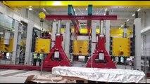 Usine PSA de Sochaux : un bâtiment flambant neuf pour accueillir une nouvelle presse d'emboutissage