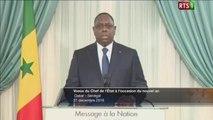 DISCOURS - Sénégal: Macky Sall, Président (1/2)