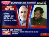Ram Vilas Paswan completes Narendra Modi's axis of Dalit votes