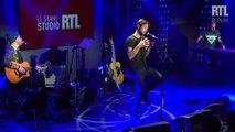 Jérémy Frerot - Tu donnes (Live) - Le Grand Studio RTL