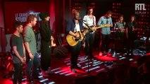 STAFF - Les Coups de Peinture (Live) - Le Grand Studio RTL