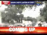 Lawyer of Sahara Chief Subrata Roy reaches CGM court in Lucknow