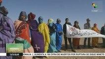 Entre Fronteras: La ocupación del territorio del pueblo saharaui