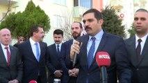 Ülkü Ocakları Genel Başkanı Ateş, Şehit Fırat Yılmaz Çakıroğlu Parkı'nı açtı