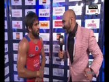 PWL 3 Day 11: Bajrang Punia speaks over victory against Amit Dhankar at Pro Wrestling League 2018