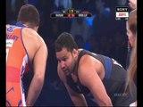 PWL Season 3 Final: Mausam Khatri VS Roublejit Singh Rangi at Pro Wrestling Season 3   Highlights