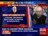 BJP leaders to urge LK Advani to accept BJP Parliamentary board decision