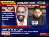 30 percent Muslims are traitors, says BJP candidate