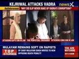 Arvind Kejriwal dares BJP to come clean on Vadra
