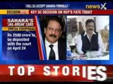 SC decision on Subrata Roy's fate today
