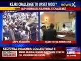 Can Kejriwal upset Modi's Varanasi plans ?