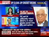Mudgal panel agrees to probe spot fixing scam