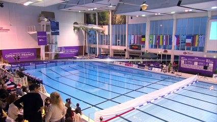 Open de France de natation artistique - Duo technique mixte & Équipe technique