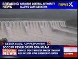 Narmada Dam height to be raised by 17 meters