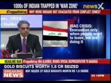 Syed Akbaruddin: Forty Indians trapped in Mosul kidnapped