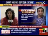 Goa minister: Girls visiting pubs in short dresses against culture